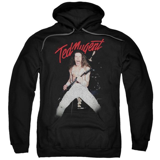 Ted Nugent Hoodie | ROCKIN Pull-Over Sweatshirt