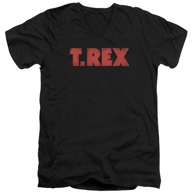 T-Rex T Shirt (Slim Fit) | LOGO Slim-fit Tee