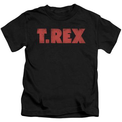 T-Rex Kids T Shirt | LOGO Kids Tee