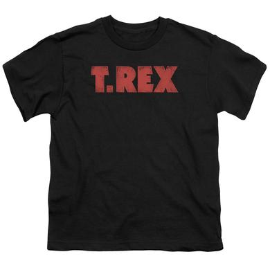 T-Rex Youth Tee | LOGO Youth T Shirt