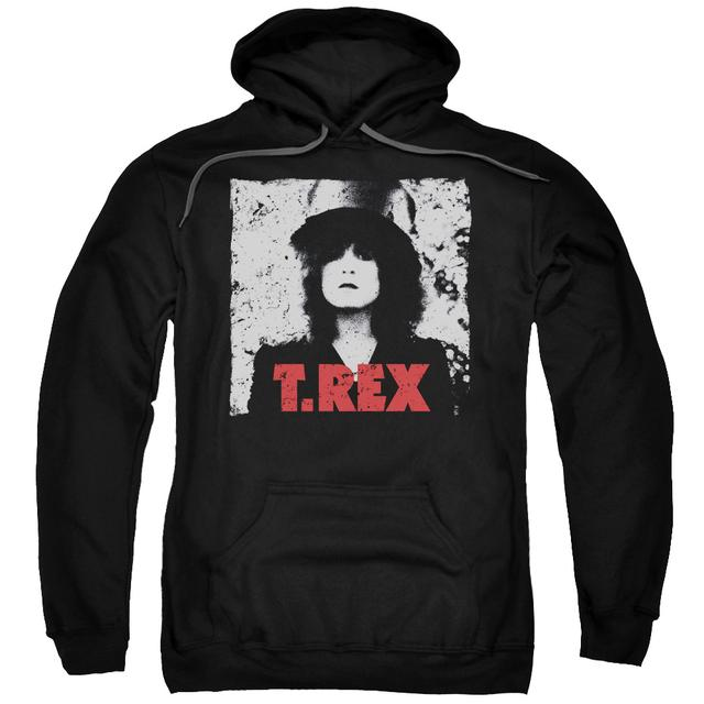 T-Rex Hoodie | THE SLIDER Pull-Over Sweatshirt