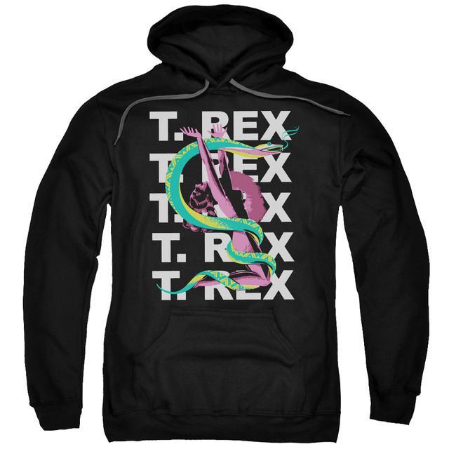 T-Rex Hoodie | SNAKE Pull-Over Sweatshirt