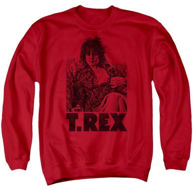 T-Rex LOUNGING
