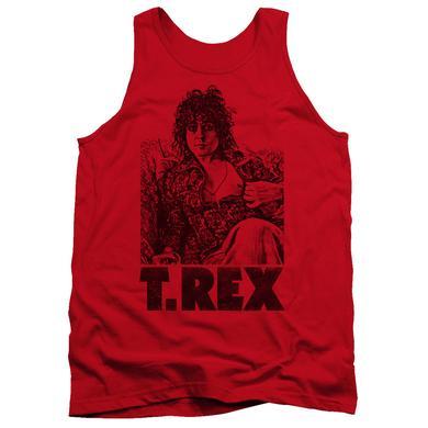 T-Rex Tank Top | LOUNGING Sleeveless Shirt
