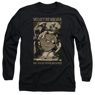 Velvet Revolver T Shirt | QUICK MACHINES Premium Tee