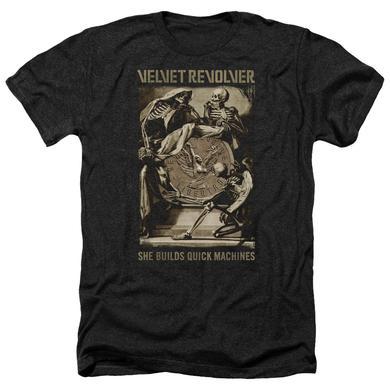 Velvet Revolver Tee | QUICK MACHINES Premium T Shirt