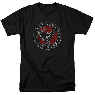 Velvet Revolver Shirt | CIRCLE LOGO T Shirt
