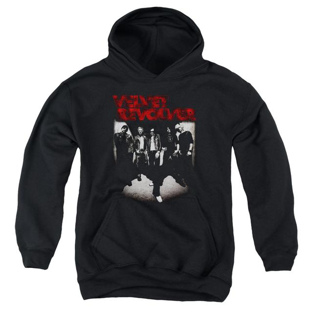 Velvet Revolver Youth Hoodie | GROP SHOT Pull-Over Sweatshirt