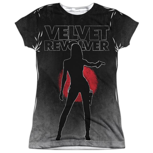 Velvet Revolver Junior's T Shirt | CONTRABAND SUB Sublimated Tee