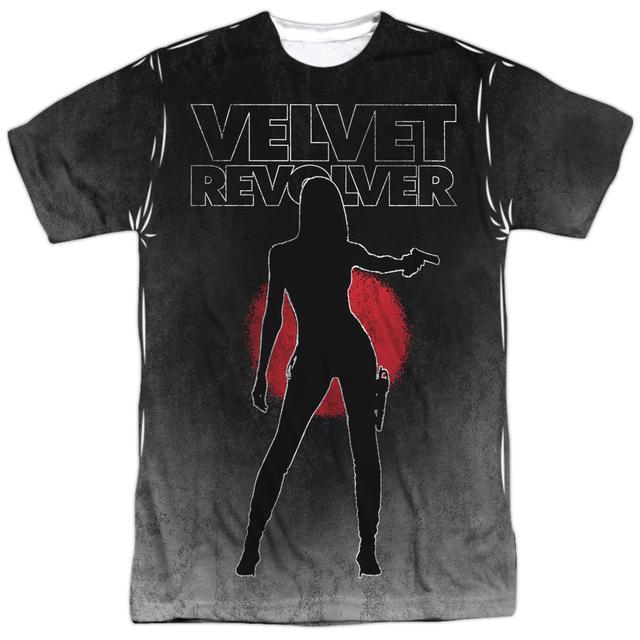 Velvet Revolver Shirt | CONTRABAND SUB (FRONT/BACK PRINT) Tee