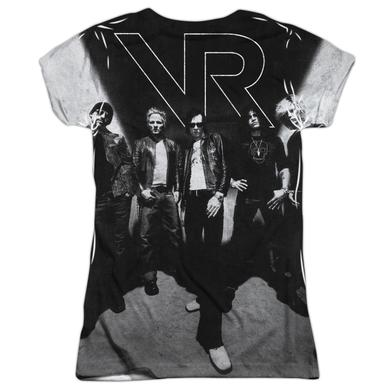 Velvet Revolver Junior's T Shirt | CONTRABAND SUB (FRONT/BACK PRINT) Sublimated Tee