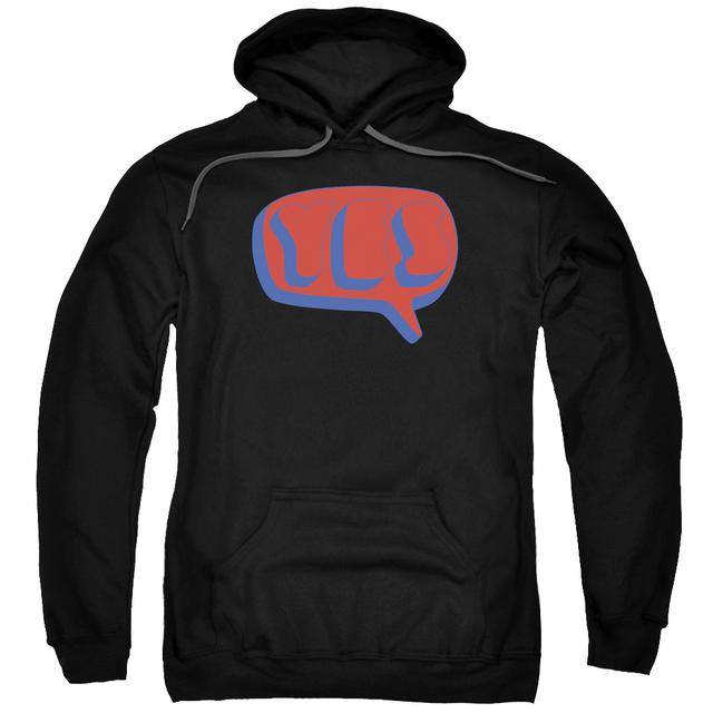 Yes Hoodie | WORD BUBBLE Pull-Over Sweatshirt