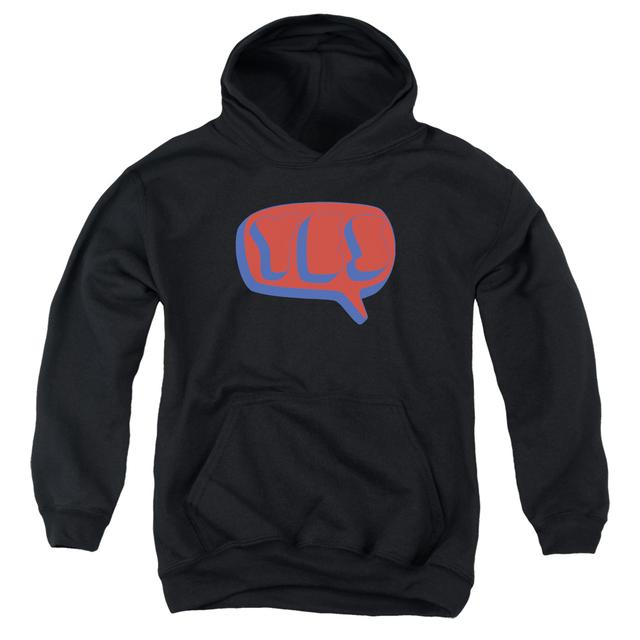 Yes Youth Hoodie | WORD BUBBLE Pull-Over Sweatshirt