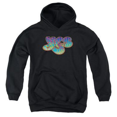 Yes Youth Hoodie | LOGO Pull-Over Sweatshirt