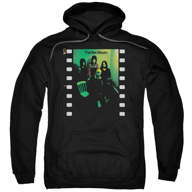 Yes Hoodie   ALBUM Pull-Over Sweatshirt