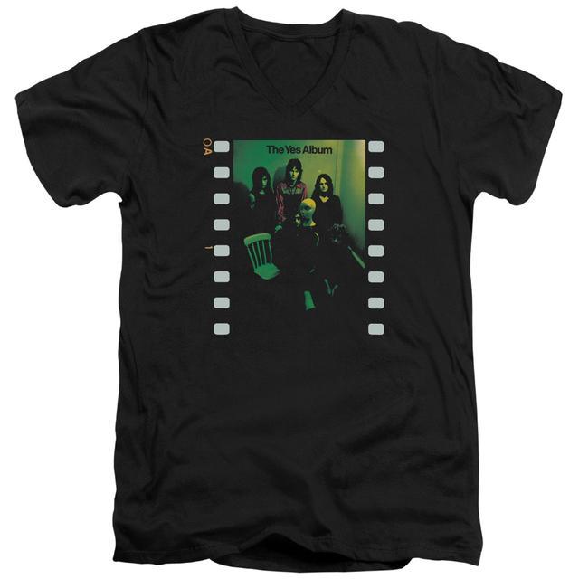 Yes T Shirt (Slim Fit) | ALBUM Slim-fit Tee