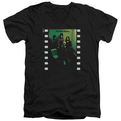 Yes T Shirt (Slim Fit)   ALBUM Slim-fit Tee