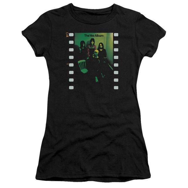 Yes Juniors Shirt | ALBUM Juniors T Shirt