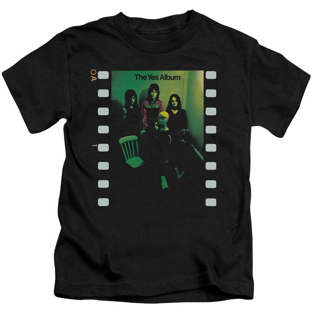 Yes Kids T Shirt | ALBUM Kids Tee