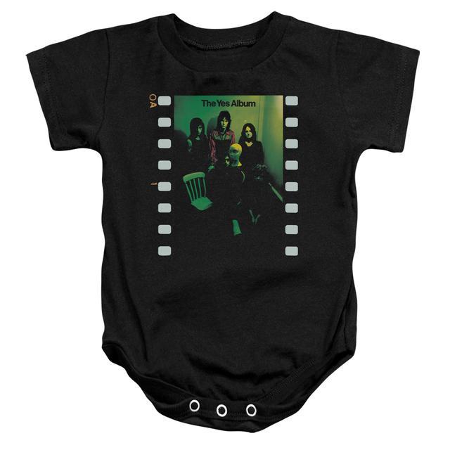 Yes Baby Onesie | ALBUM Infant Snapsuit