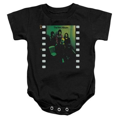 Yes Baby Onesie | ALBUM Infant Snapsuit