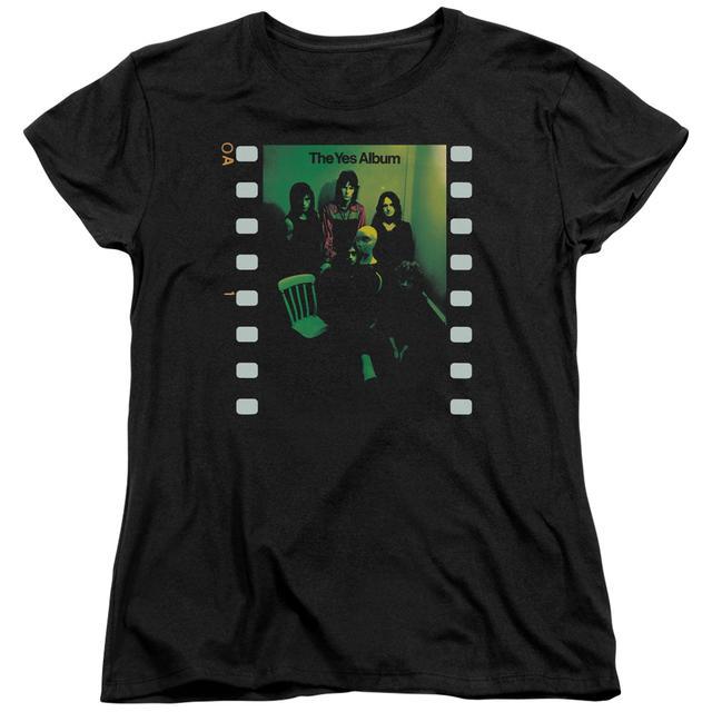 Yes Women's Shirt   ALBUM Ladies Tee