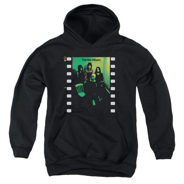 Yes Youth Hoodie | ALBUM Pull-Over Sweatshirt