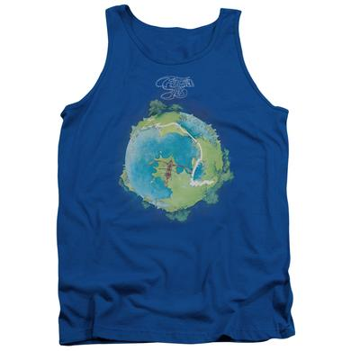 Yes Tank Top | FRAGILE COVER Sleeveless Shirt