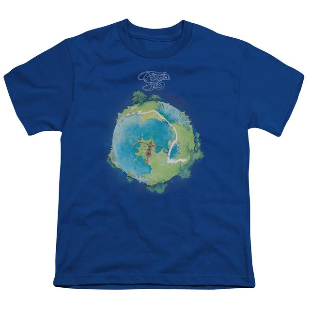 Yes Youth Tee   FRAGILE COVER Youth T Shirt