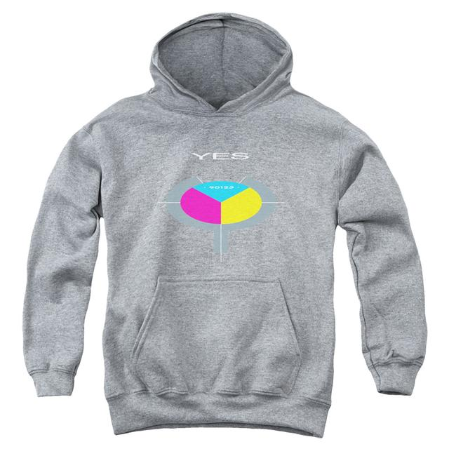 Yes Youth Hoodie | 90125 Pull-Over Sweatshirt