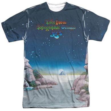 Yes Shirt | TOPOGRAPHIC OCEANS Tee