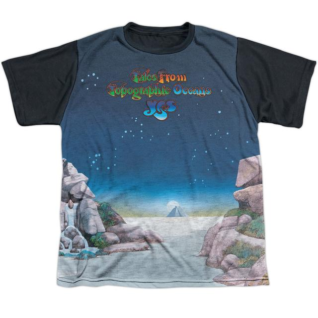 Yes Youth Shirt | TOPOGRAPHIC OCEANS Tee