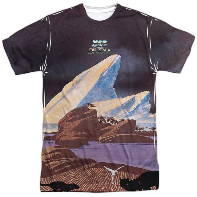 Yes Shirt   DRAMA Tee
