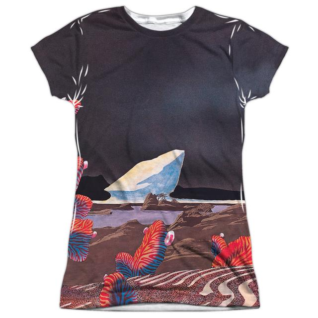 Yes Junior's T Shirt | DRAMA Sublimated Tee