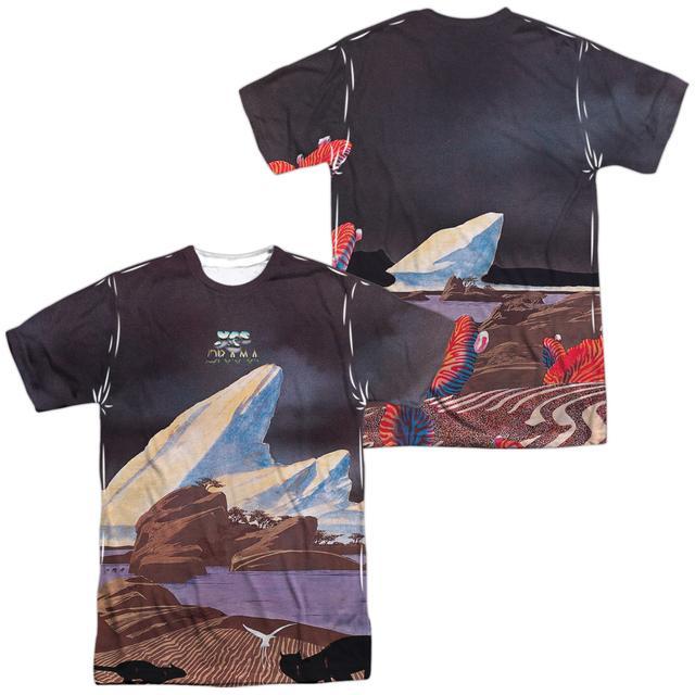 Yes Shirt | DRAMA (FRONT/BACK PRINT) Tee