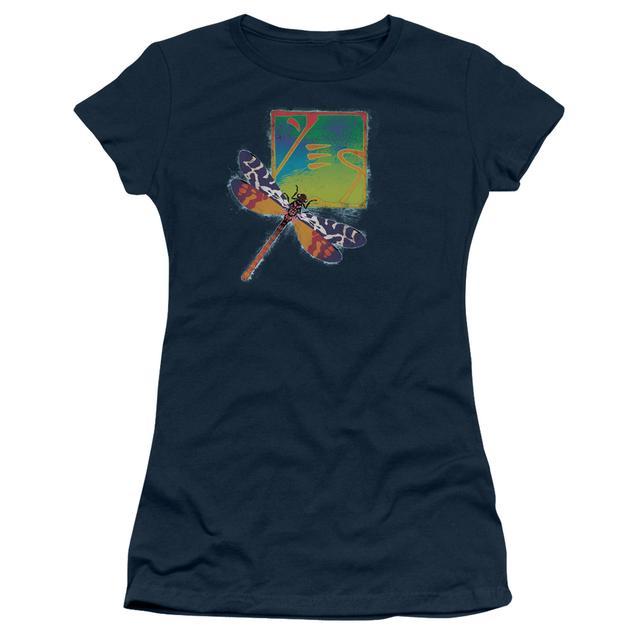 Yes Juniors Shirt | DRAGONFLY Juniors T Shirt