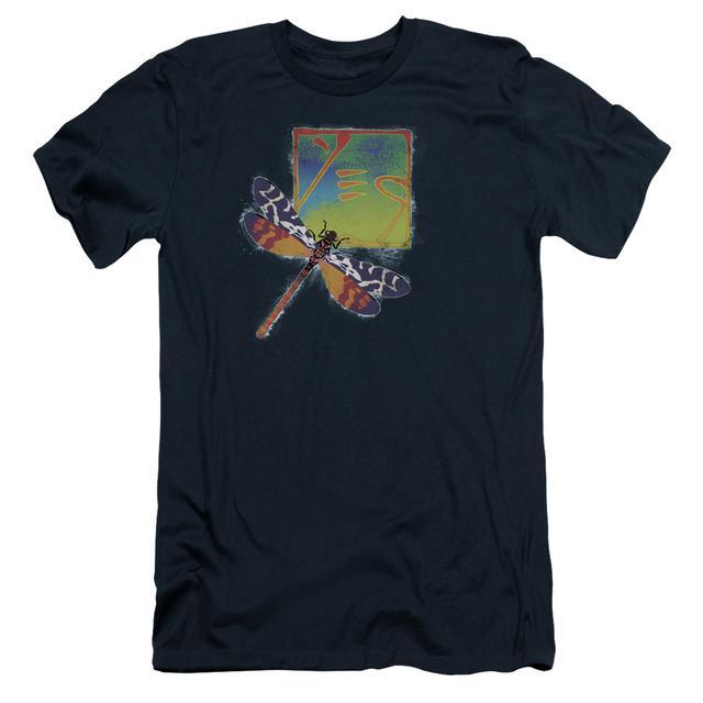Yes Slim-Fit Shirt | DRAGONFLY Slim-Fit Tee