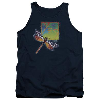 Yes Tank Top | DRAGONFLY Sleeveless Shirt