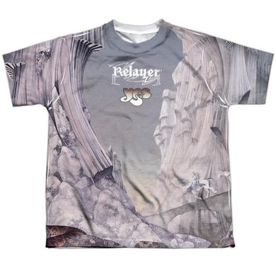 Yes Youth Shirt | RELAYERS SUB Sublimated Tee