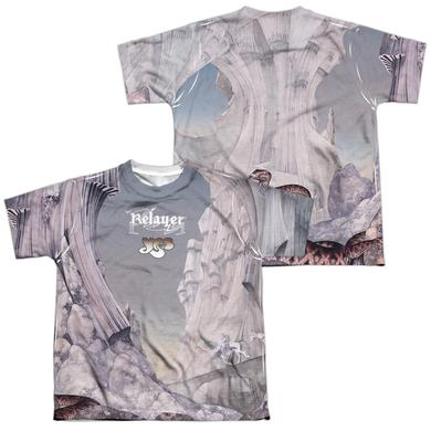 Yes Youth Shirt | RELAYERS SUB (FRONT/BACK PRINT) Sublimated Tee