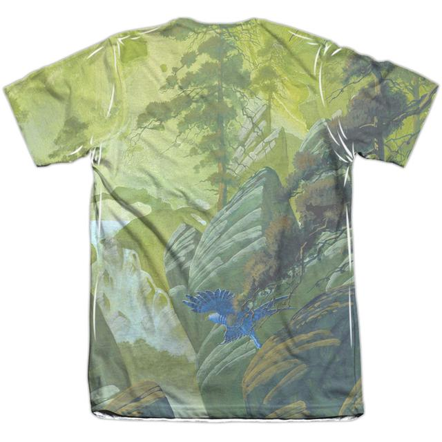 Yes Shirt   FLY FROM HERE (FRONT/BACK PRINT) Tee