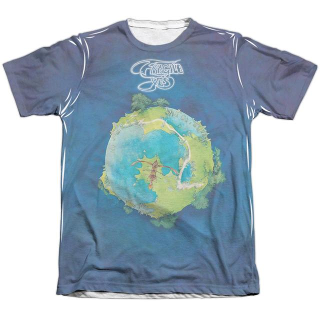 Yes Shirt | FRAGILE Tee