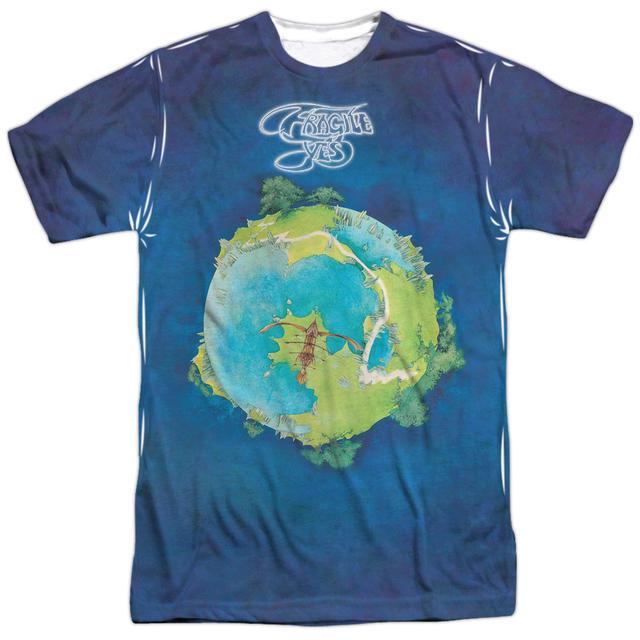 Yes Shirt | FRAGILE Tee