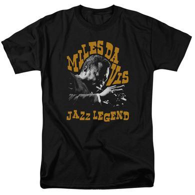 Miles Davis Shirt | JAZZ LEGEND T Shirt