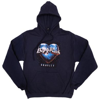 Big & Rich Navy Gravity Hoodie