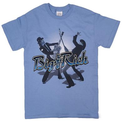 Big & Rich Blue Tour Tee