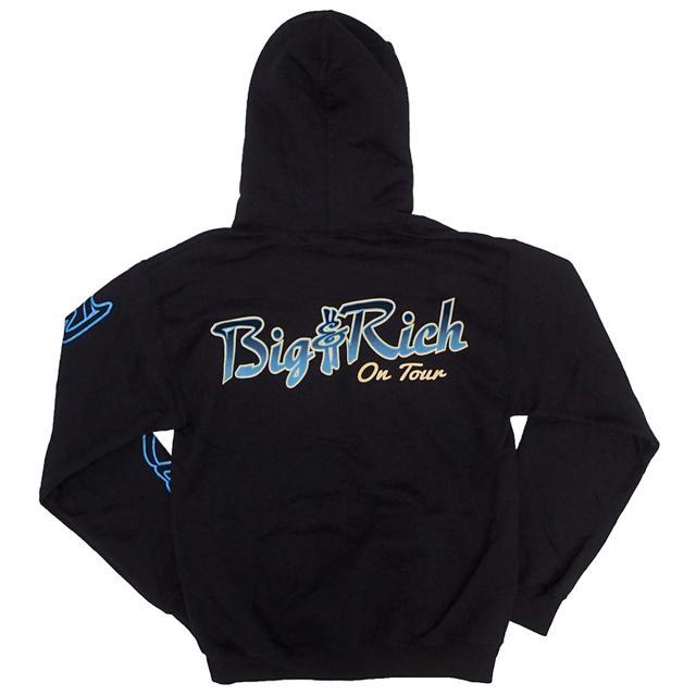 Big & Rich Black Tour Hoodie