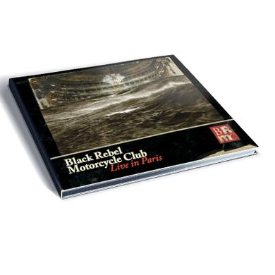 Black Rebel Motorcycle Club LIVE in Paris DVD