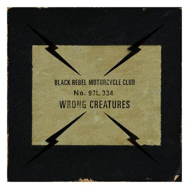Black Rebel Motorcycle Club Wrong Creatures CD