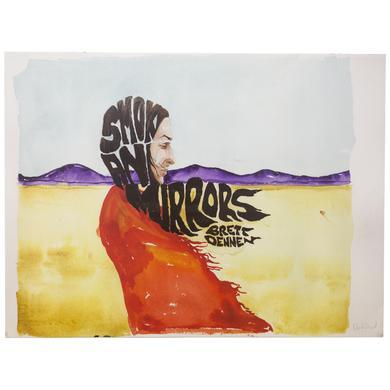 Brett Dennen Smoke & Mirrors Poster